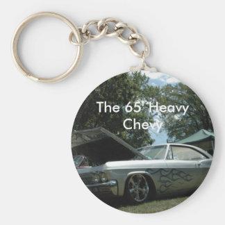 DSC_0010, The 65' Heavy Chevy Key Chain