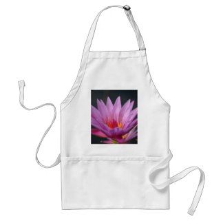 DSC_0191a.JPG Water Lily Adult Apron
