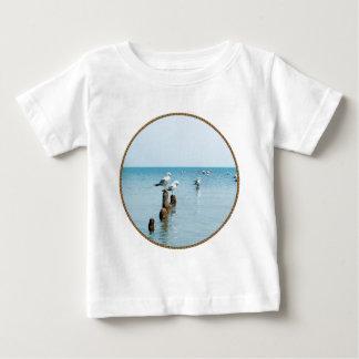 DSC_0366cropn4  Seagulls T-Shirt