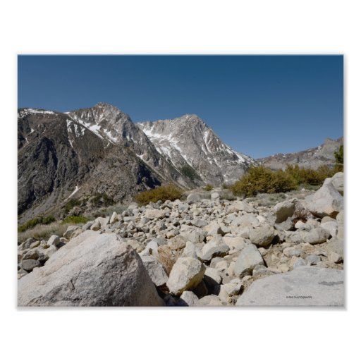 DSC 3916 Yosemite Mountains 5/13 Photo Print