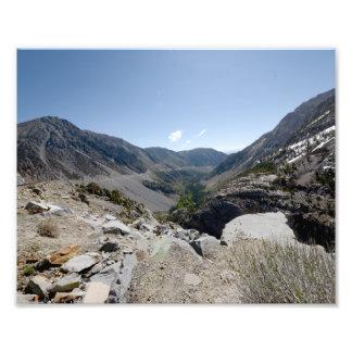 DSC 3918 Yosemite Mountains 5/13 Photo Print