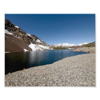 DSC 3927  Photograph of a mountain lake 5/13