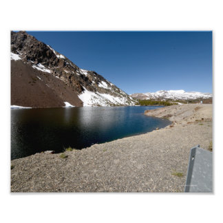DSC 3932 Mountain lake in Yosemite. 5/13 Photo Print