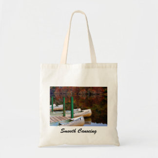 DSC_7267l-1print, Smooth Canoeing Canvas Bag