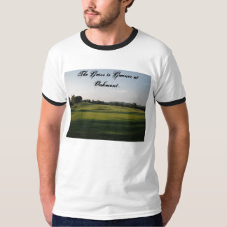 DSCF0071, The Grass is Greener at Oakmont... T-Shirt