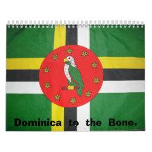 DSCF0154, Dominica  to  the  Bone. Wall Calendars