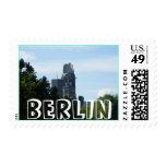 DSCF0162, BERLIN POSTAGE STAMP