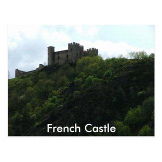 DSCF0200, French Castle Postcard