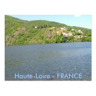 DSCF0216, Haute-Loire - FRANCE Postcard