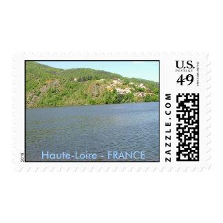 DSCF0216, Haute-Loire - FRANCE Stamp
