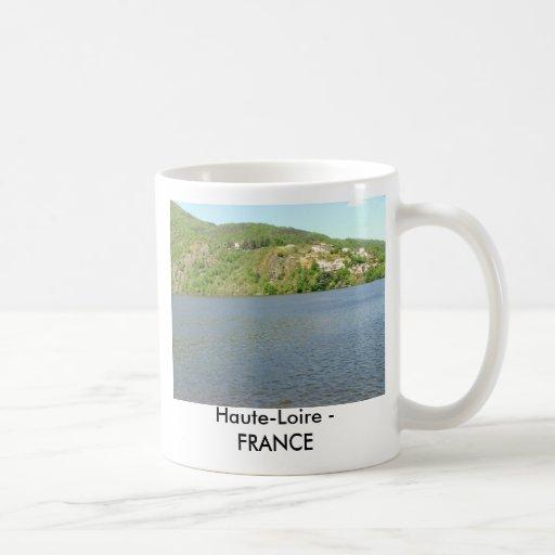 DSCF0216, Haute-Loire - FRANCIA Tazas De Café