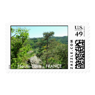 DSCF0234, Haute-Loire - FRANCE Postage Stamp