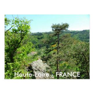 DSCF0234, Haute-Loire - FRANCE Postcard