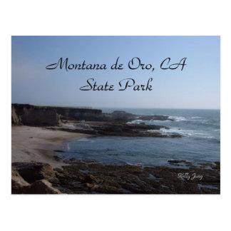 DSCF0308_0144, Montana de Oro, CAState Park, Ke... Postcard