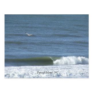 DSCF2760, Topsail Island, NC Postcard