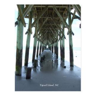 DSCF2806, Topsail Island, NC Postcard