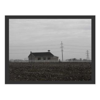 DSCF2847, escuela de Amish Tarjetas Postales