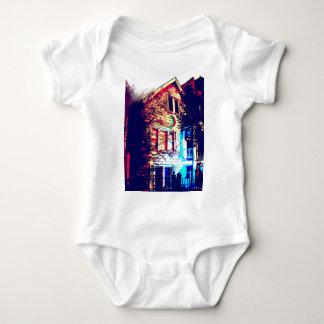 DSCF8074house Baby Bodysuit