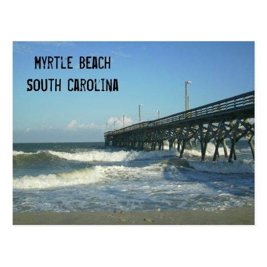 DSCI0589, Myrtle BeachSouth Carolina Postcard
