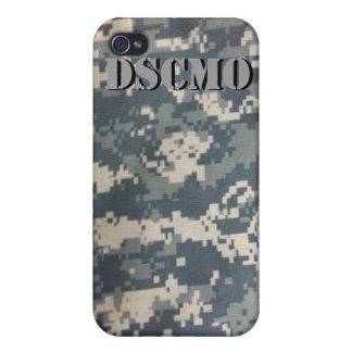 DSCMO Army ACU Camouflage iPhone 4 Speck Case
