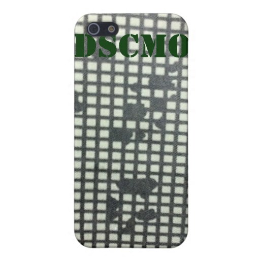 DSCMO Army Night Camouflage iPhone 4 Speck Case Case For iPhone 5
