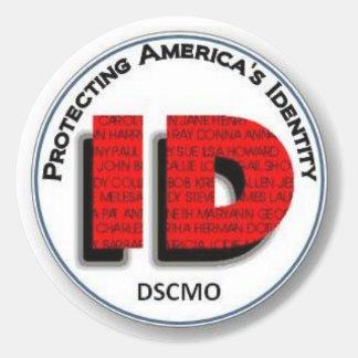 DSCMO - ID Protection - Sticker
