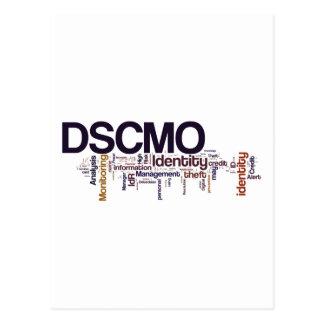 DSCMO Postcard