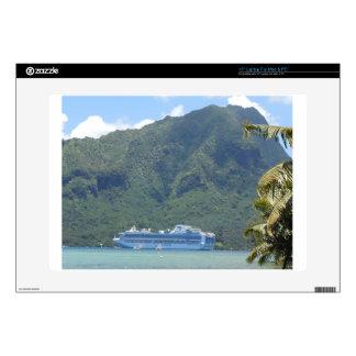 "DSCN0819.JPG Sapphire Princess Cruise Ship Skin For 15"" Laptop"