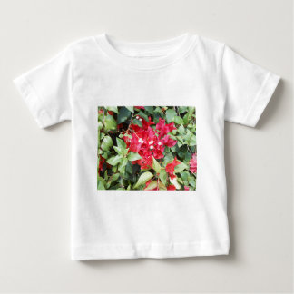 DSCN0885.JPG Red Flowers Baby T-Shirt