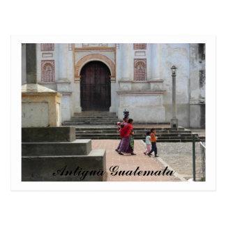 DSCN1409, Antigua Guatemala Tarjeta Postal