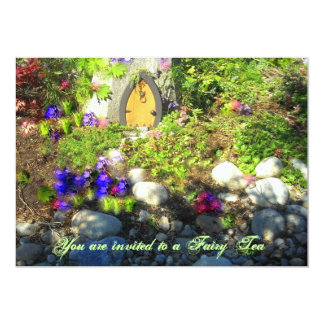 DSCN8327, You are invited to a Fairy Tea Card