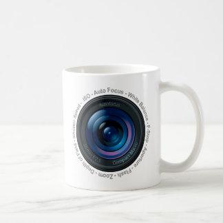 DSLR Feature Coffee Mug