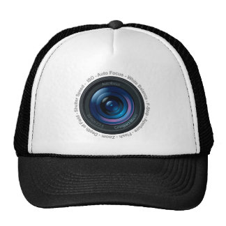 DSLR Feature Trucker Hat