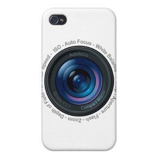 DSLR Feature iPhone 4/4S Case