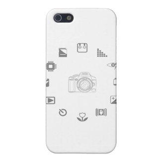 DSLR Feature iPhone 5 Case