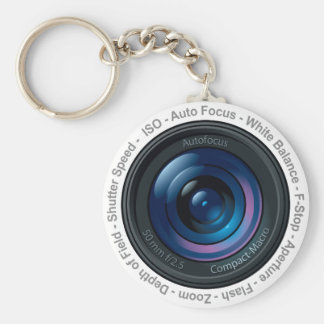 DSLR Feature Keychain