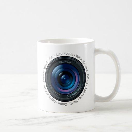 DSLR Feature Coffee Mugs