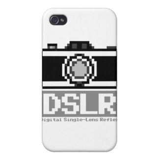 DSLR iPhone 4/4S COVERS