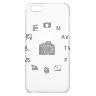 DSLR Mode Case For iPhone 5C
