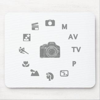 DSLR Mode Mouse Pad