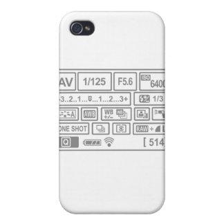 DSLR Setting iPhone 4 Covers