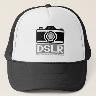 DSLR TRUCKER HAT
