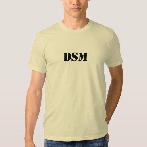 DSM T-shirt