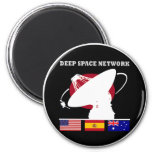 DSN Program Patch 2 Inch Round Magnet