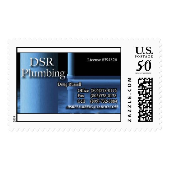 DSR Plumbing Inc. Postage