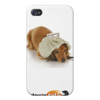 DT#17910299 Solo Pooped tan doxie iPhone4 Cover Case For iPhone 4
