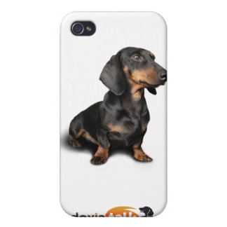 DT#1799572Solo Proud Smooth Doxie iphone4 Cover iPhone 4 Case