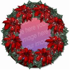 DT Christmas Tree Ornament photosculpture