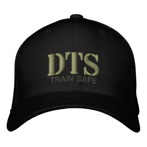 DT Services BLACK AR/Flex/HAT Embroidered Baseball Hat