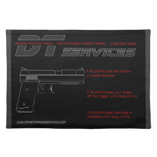 DT Services Gun cleaning mat